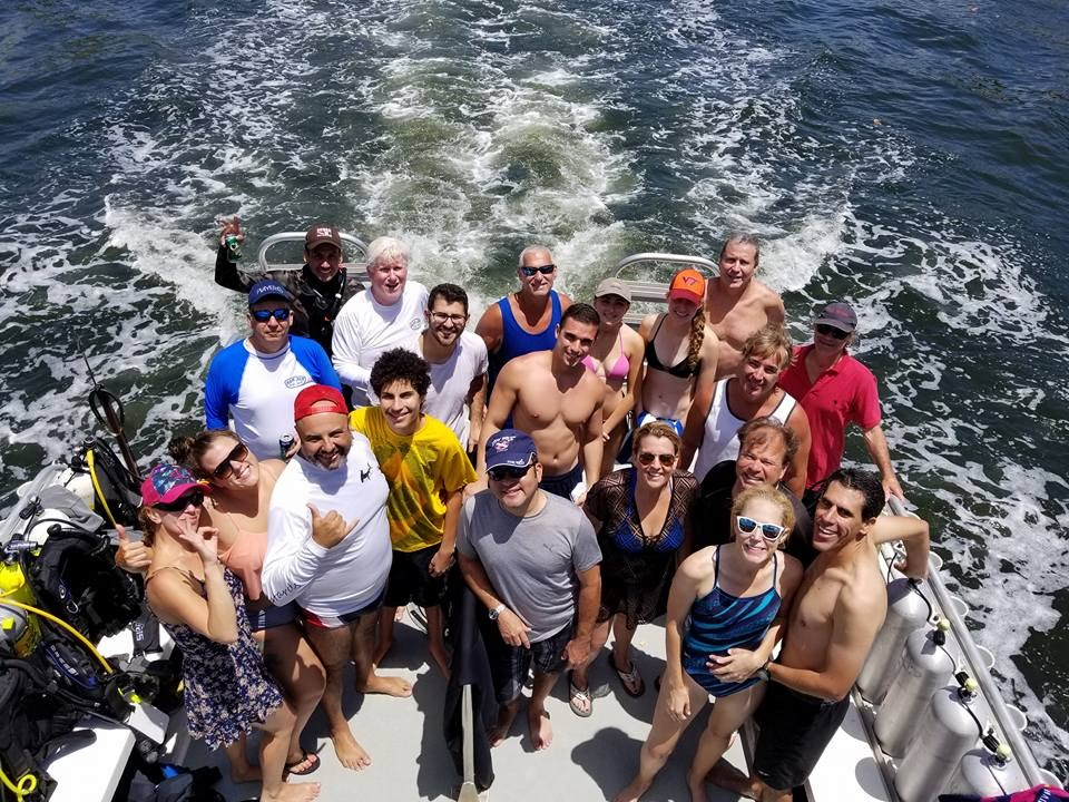 LadyGo Diver Photo taken by crew