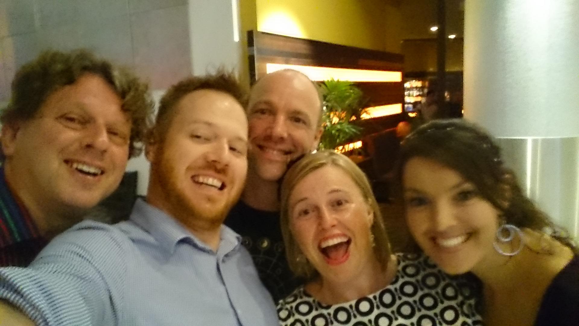 Late Night Selfies!