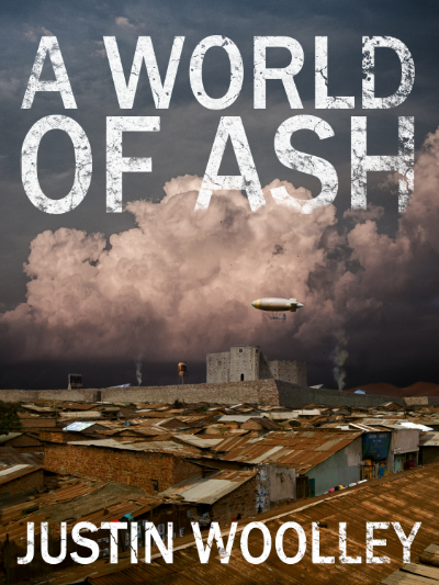 A WORLD OF ASH - Salvation is a world away.Trapped in a city no one knows exists, Squid lies dying as Nim fights for their lives. With every minute, their hope of getting the vaccine back to civilization is fading. From the brink of death and the edge of the world, Squid must once again conquer dangers even more sinister than the undead – the future of humankind depends on it.But Squid's efforts will be wasted if Lynn cannot keep the people of Alice safe until he returns, and Lynn is now a hostage of the Holy Order. Forced to face punishment at the hands of the High Priestess, Lynn is at the mercy of the mad cult, as beyond the wall the undead horde continues its relentless approach.Caught between madness and mindlessness, the odds are stacked against Squid and Lynn. Will they triumph or do they already walk in a world of ash?A World of Ash is available in ebook and in print.