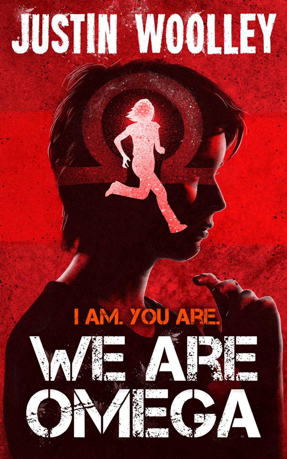 WE ARE OMEGA - I AM. YOU ARE. WE ARE OMEGA.Six years ago an alien spacecraft crashed into the remote Nevada desert, releasing a virus that killed one-fifth of the Earth's population.Molly McManus, whose parents died in the plague, can't forgive the aliens just because they give humanity a few new toys. For Wells Marsden, a computer hacker desperate to atone for his past, the aliens might offer the fresh start he needs.Both Molly and Wells find themselves, for very different reasons, at the Institute for the Betterment of Humanity – a prestigious facility for gifted youth to learn from the aliens. But when they discover Earth's visitors are not as benevolent as they claim they must escape the Institute, join a mysterious resistance group known only as Omega, and save humanity from disaster – so long as humanity itself doesn't get in their way.WE ARE OMEGA is a science fiction adventure featuring hacking, telekinetic powers, giant alien crabs out to control the planet and two troubled teens who just might be the best hope we have. It's a thundering read for fans of Illuminae, The 5th Wave, and I Am Number Four.
