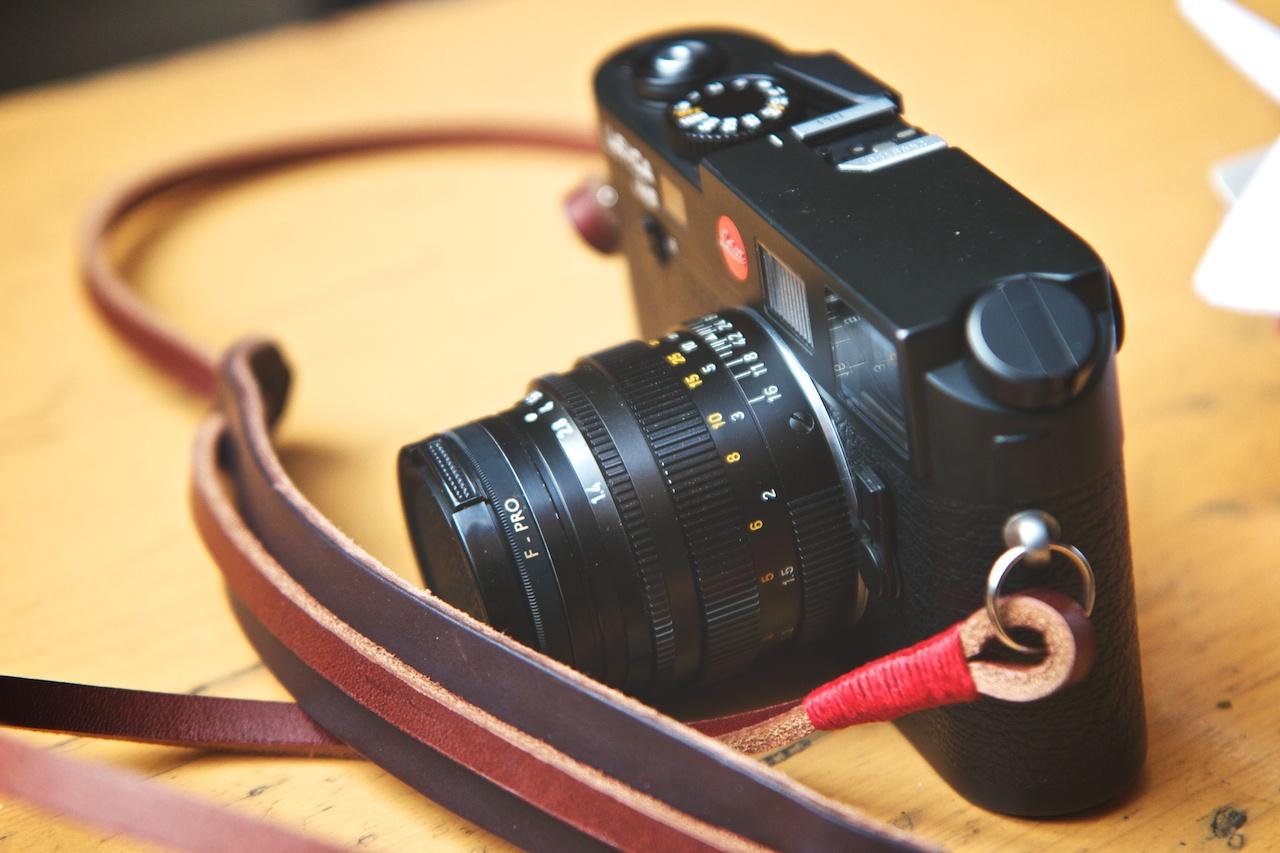 Lev's Leica M6