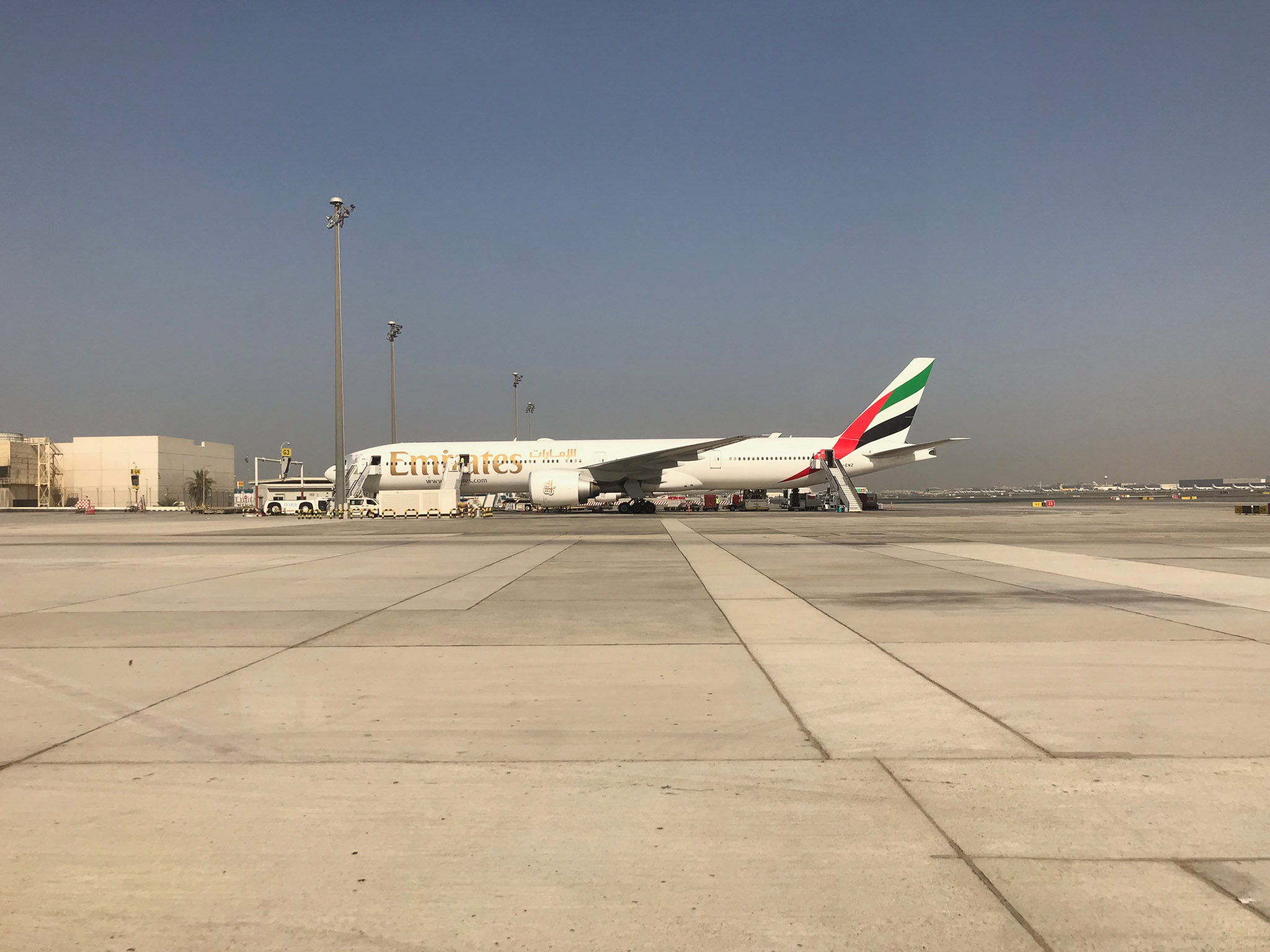 Emirates!