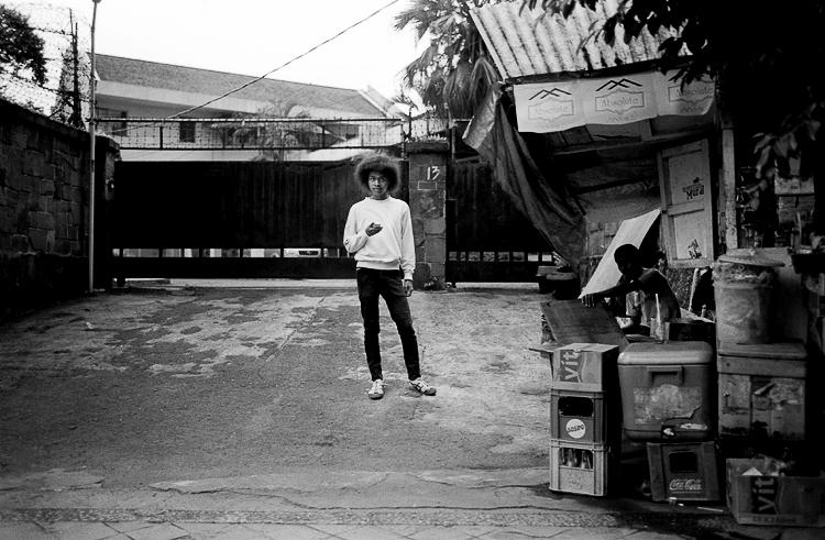 Kemang, Jakarta, Indonesia, 2011