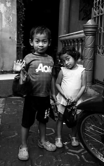 Two Kids, Jakarta Selatan, Feb 2013