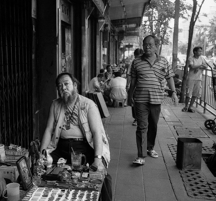 Near Sam Peng Lane, Bangkok 2000