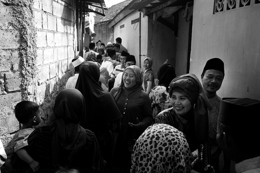 Idul Fitri, Jakarta Selatan, August 2013