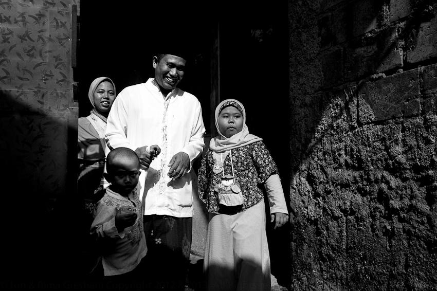Jakarta Selatan, August 2013, Idul Fitri