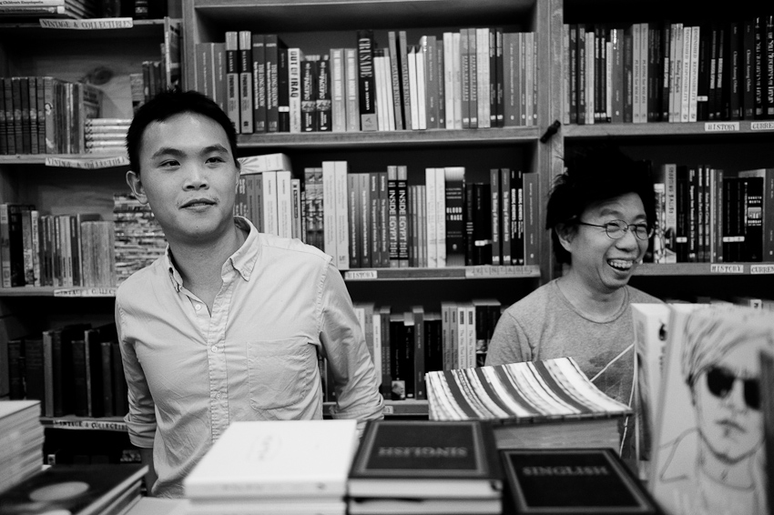 Joshua Ip & Kenny Leck