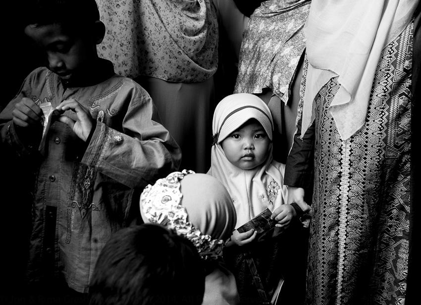 Young Girl, Lenteng Agung, Jakarta Selatan, July 2014
