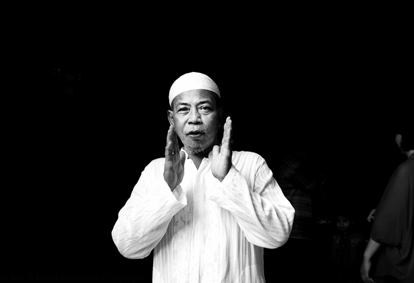 Pak Tono, Lenteng Agung, July 2014