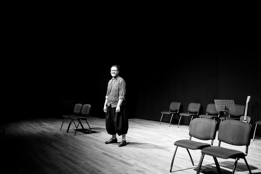 Playwright Joel Tan