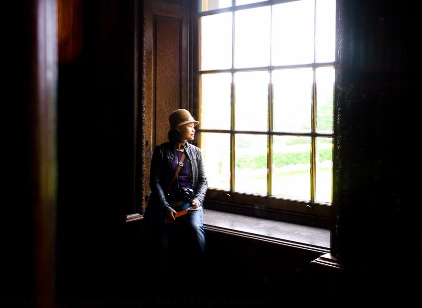 Rima, Chatsworth House, July 2013