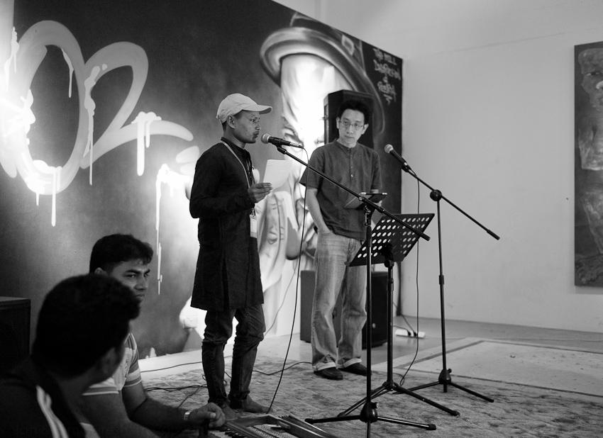 Asit Kumar Bangali & Alvin Pang