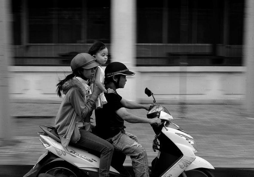 Ho Chih Minh City, March 2012