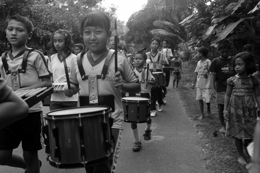 Lombok Wedding Procession, Lombok, Indonesia, 2011