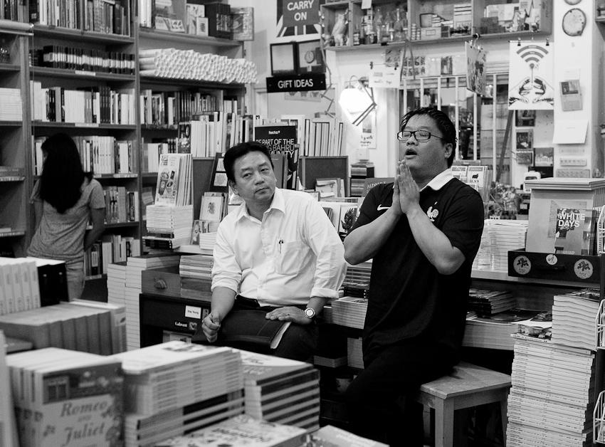 Eric Valles &Desmond KonZhicheng-Mingdé