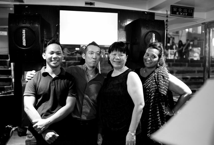 Words over Water with Ghazali Muzak, Michael Cheng, Verena Tay & Dee Palanisamy