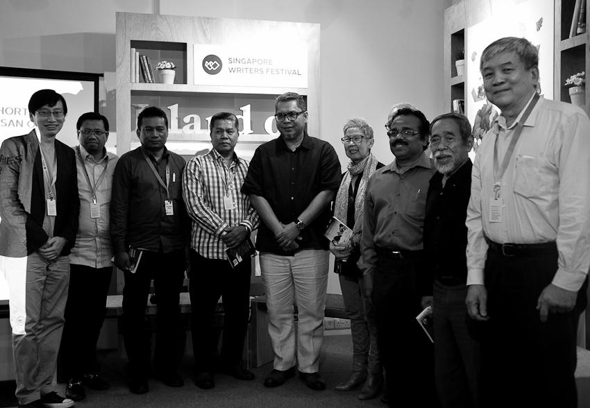 Anthology of Short Stories by NAC ITBM Yayasan Obor