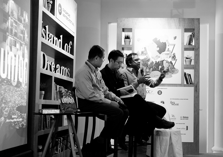 UNION with Fong Hoe Fang, Alvin Pang & Ravi Shankar