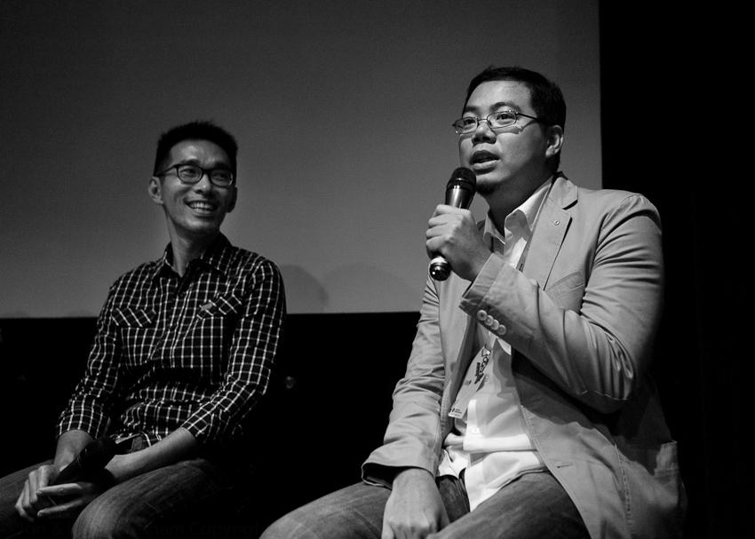 O Thiam Chin & Aaron Lee