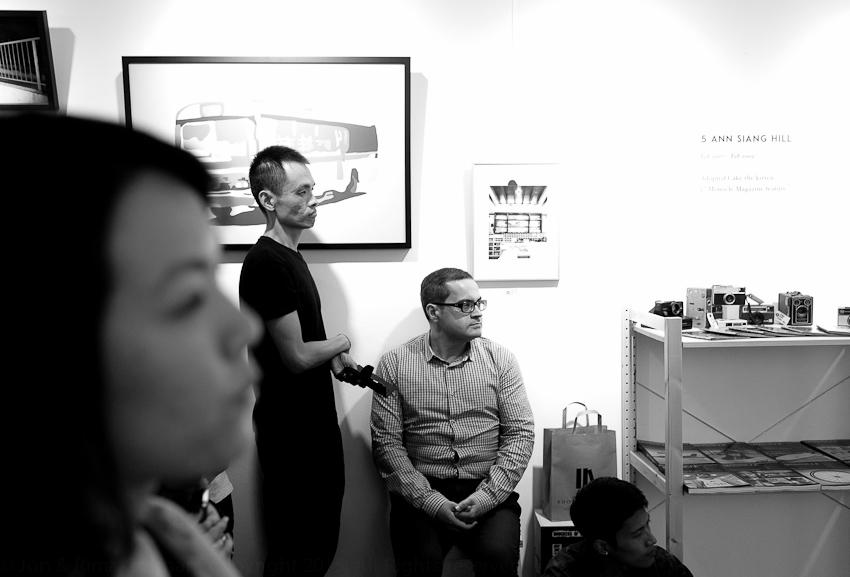 Cyril Wong & Sheo Rai