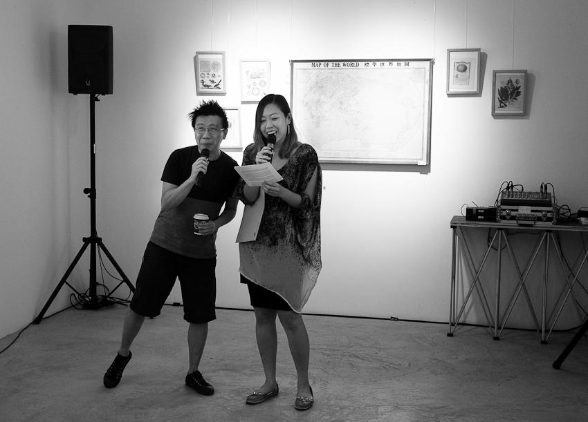 Kenny Leck & Corrie Tan