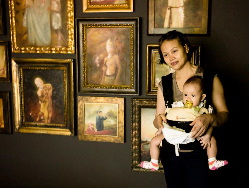 Looking at Ho Tzu Nyen's Utama, National Gallery of Singapore, Feb 2016