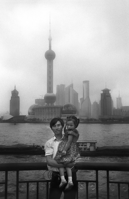 The Bund, Shanghai, 2004