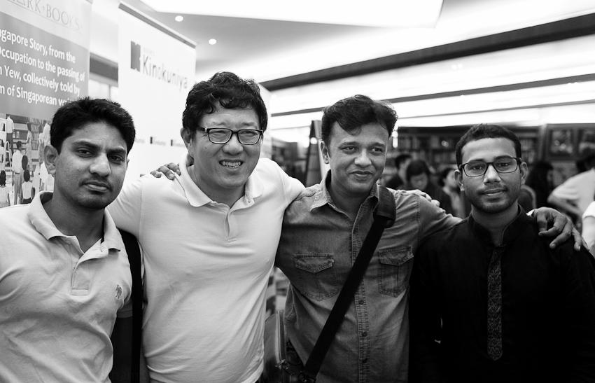 Monir Ahmod, Goh Eck Kheng, Muhd Sharif Udin, Mahbuba Hasan Dipu