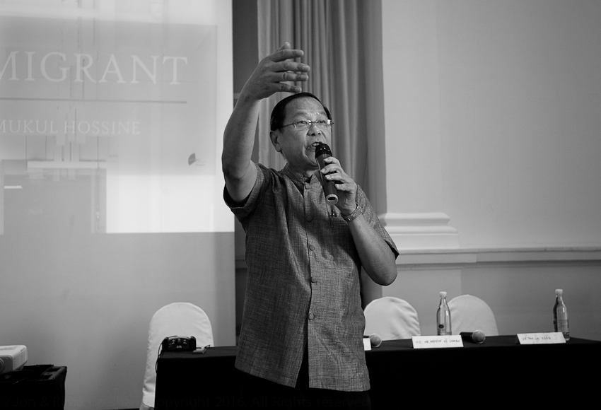Fong Hoe Fang, Publisher, Ethos Books
