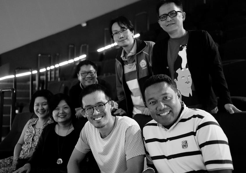 Christine Chia, Teng Qian Xi, Desmond Kon, Loh Guan Liang, Yong Jian Yi, Chairul Fahmy Hussaini & Yeow Kai Chai