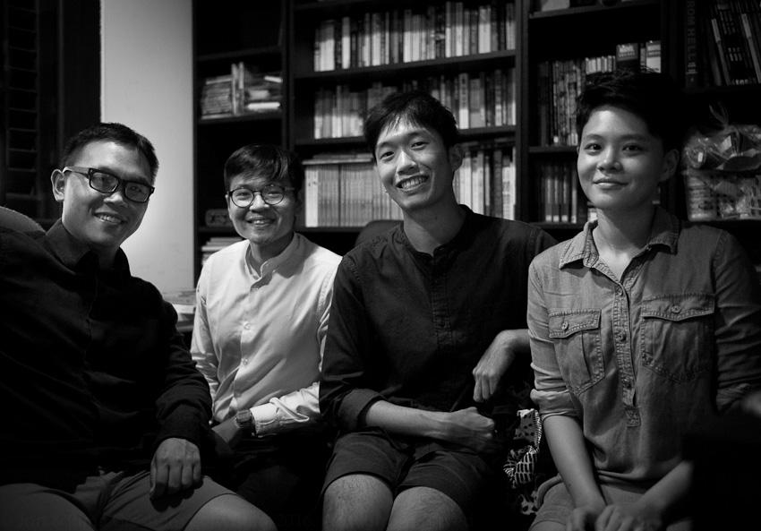 Sing Lit Station - Joshua Ip, Tse Hao Guang, Ruth Tang & Daryl Qilin Yam