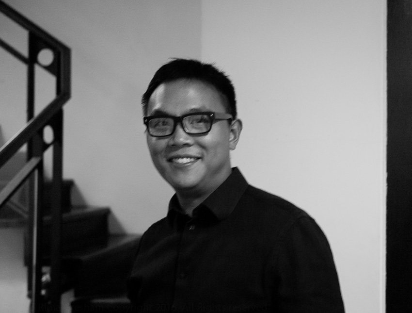 Sing Lit Station Control/Chairperson - Joshua Ip