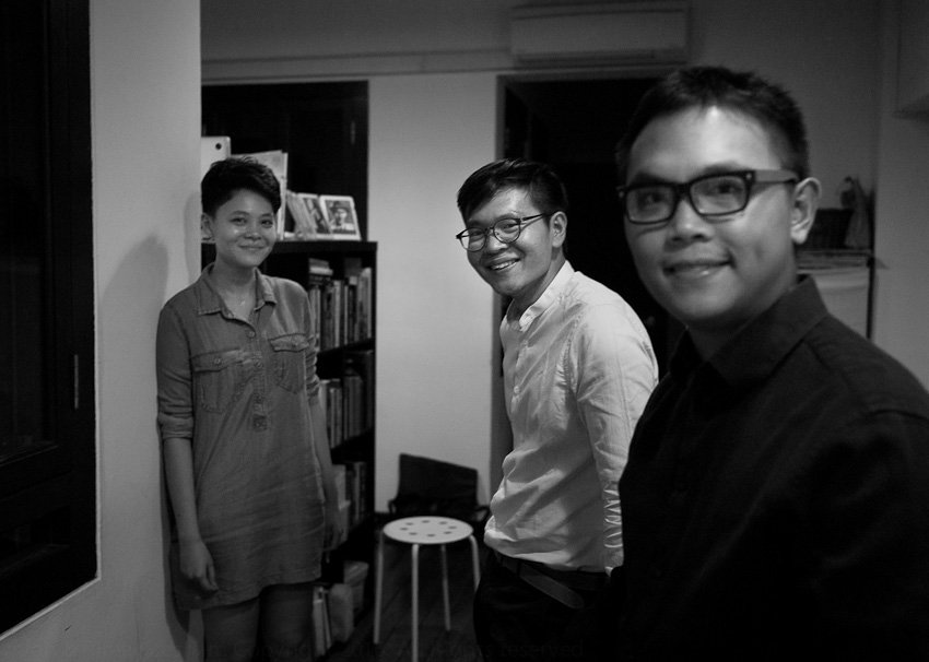 Sing Lit Station - Ruth Tang, Daryl Qilin Yam & Joshua Ip