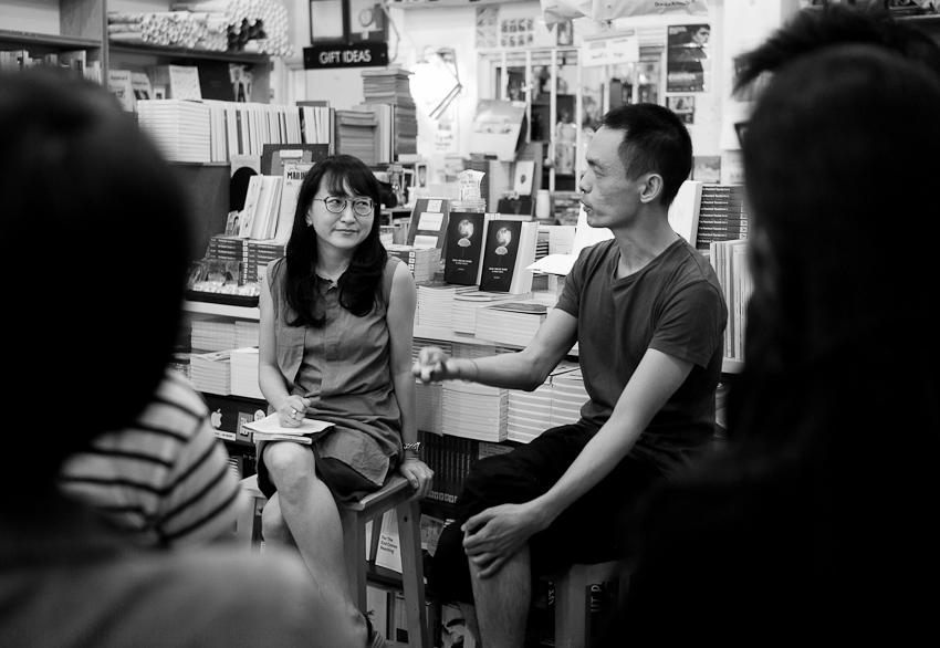 Yeo Wei Wei & Cyril Wong