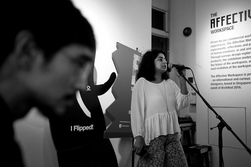 Speakeasy #28 - David Wong & Pooja Nansi