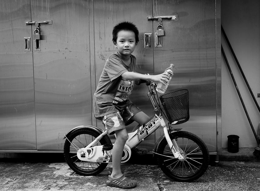 Boy, Jakarta Selatan, May 2016