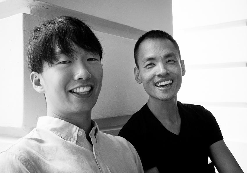 Daryl Qilin Yam & Cyril Wong