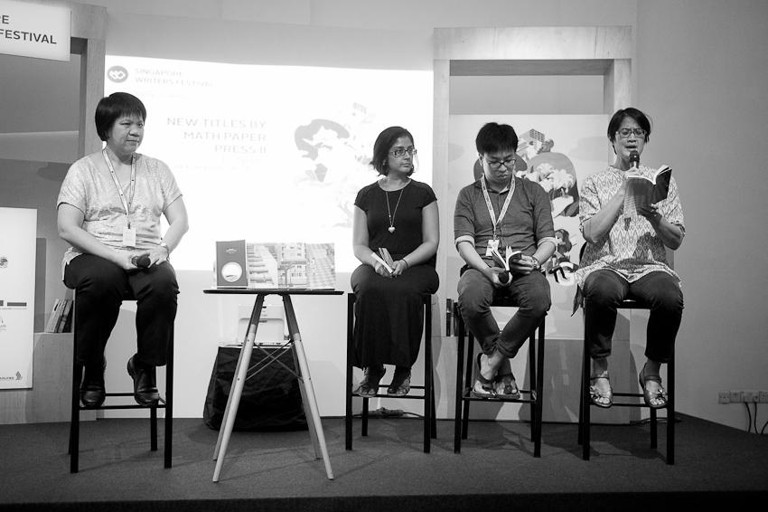 Balik Kampung 3A, 3B & 3C Launch by Verena Tay & Math Paper Press