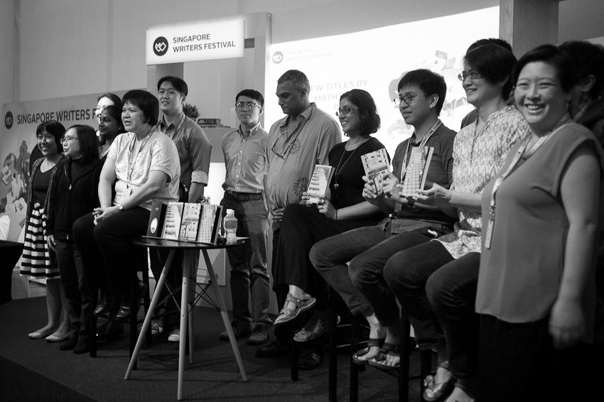 Spaces, Balik Kampung 3A, 3B & 3C Launch by Verena Tay & Math Paper Press