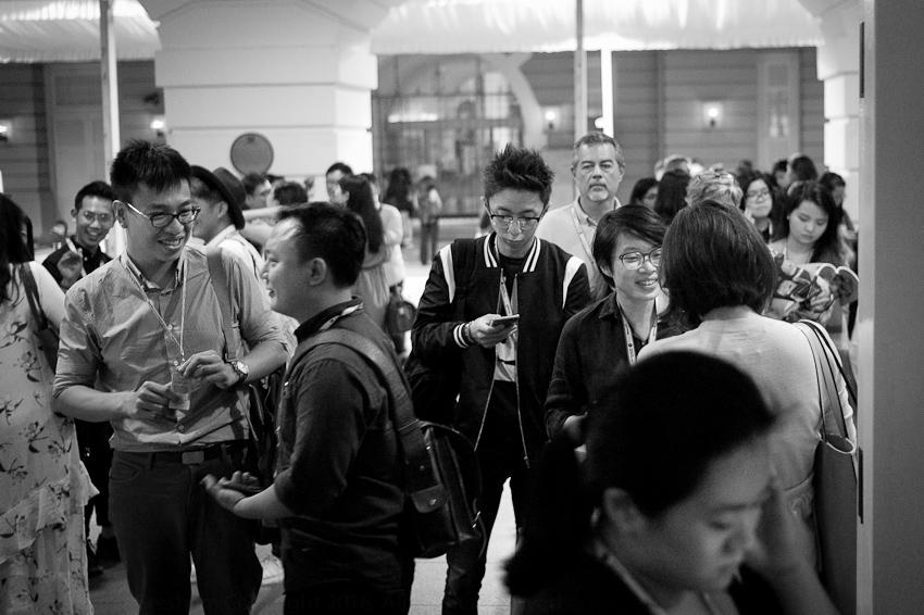 Queuing for Hanya Yanagihara