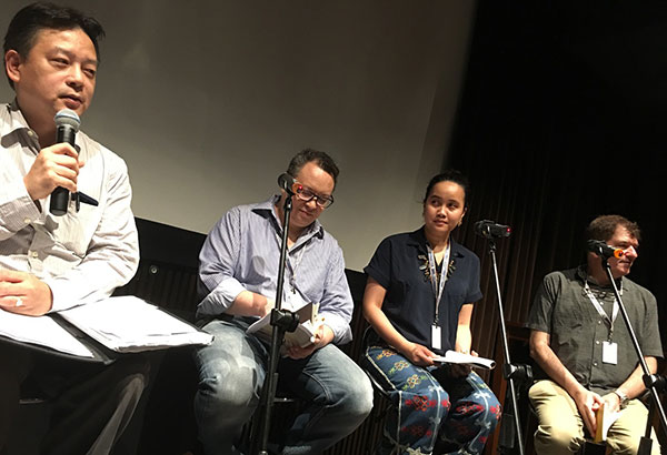 Singapore Writers Festival: Writing from the Diaspora