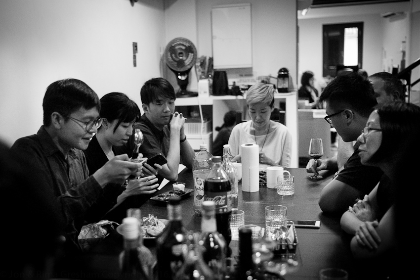 Prose Bootcamp checking of the phones