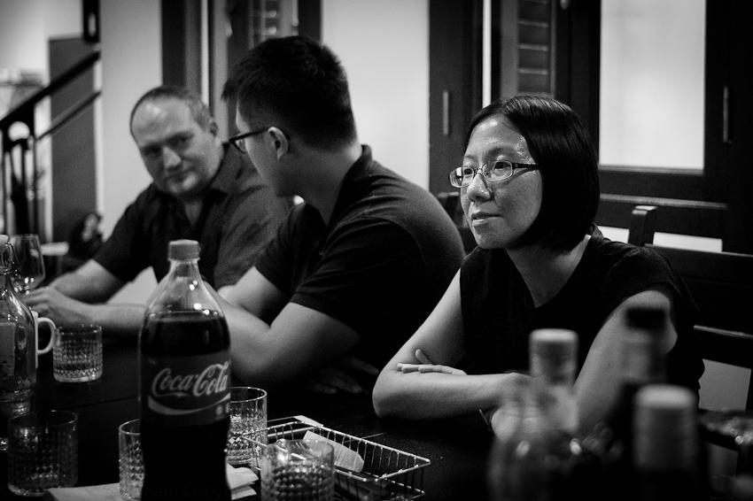Darryl Whetter, Teoh Ren Jie & Ann Ang