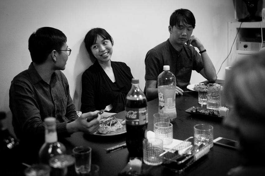 Hao Guang, Clarissa & Daryl