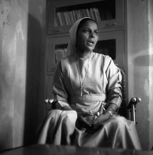 Nun, Kolkata, 2004