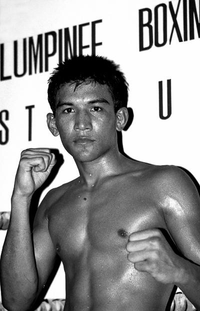 Boxer, Bangkok, 2000