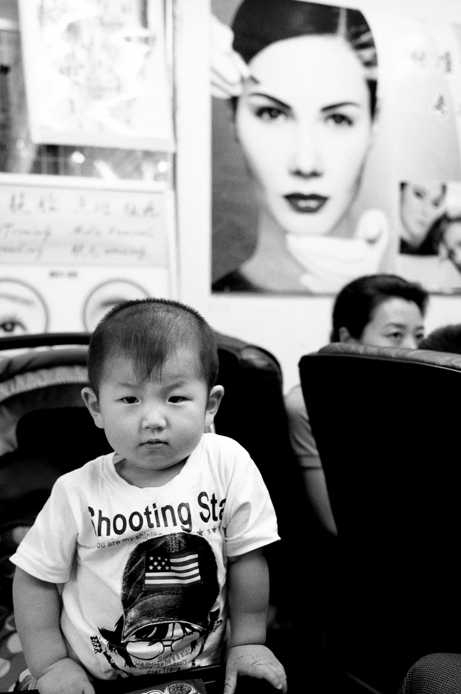 Kid, People's Park Complex, Chinatown, Singapore, 2011