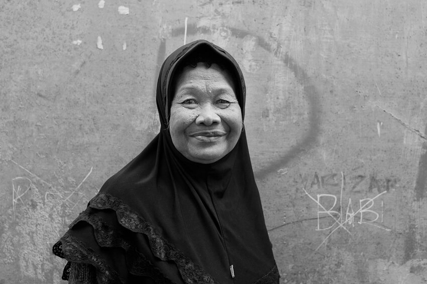 Lady, Jakarta Selatan, August 2019