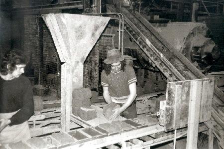 Making stock bricks